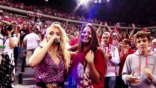 getlinkyoutube.com-Start a Fire - Margaret - Oficjalny hymn Mistrzostw Świata w Piłce Siatkowej Mężczyzn Polska 2014