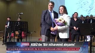Güzel Sanatlar Fakültesi'nde Türk Sanat Müziği Konseri gerçekleştirildi.
