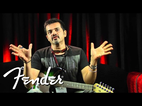 Ehsaan Noorani discusses his Signature Series Squier® Stratocaster®