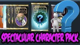 Spectacular Character Pack - Plants Vs. Zombies Garden Warfare