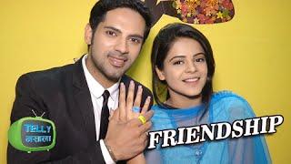 getlinkyoutube.com-Friendship Special : Dhruv & Thapki Celebrate Their Friendship   Thapki Pyar Ki