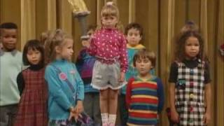 getlinkyoutube.com-Full House - Cute / Funny Michelle Clips From Season 6 (Part 1)