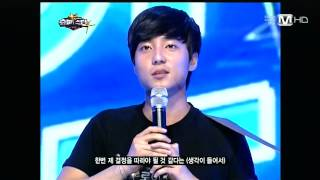getlinkyoutube.com-Ep 4 Jung Joon Young & Roy Kim Performance