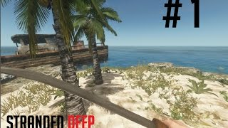 getlinkyoutube.com-Stranded Deep[Thai] # 1 เจอเรือใหญ่