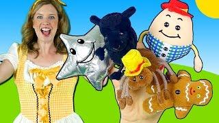 getlinkyoutube.com-Nursery Rhymes Finger Family Song - Humpty Dumpty, Itsy Bitsy, Twinkle Twinkle, Baa Black Sheep
