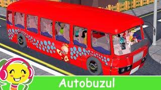 getlinkyoutube.com-Autobuzul - CanteceGradinita.ro -  Melodii Pentru Copii