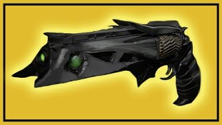 getlinkyoutube.com-Destiny: Year 1 Thorn - Exotic Hand Cannon Weapon Bounty Mission!