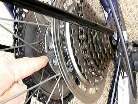 Motorized Bike Install Tips.wmv