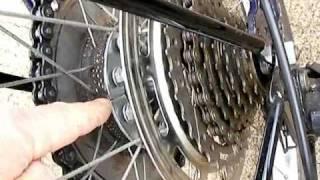 getlinkyoutube.com-Motorized Bike Install Tips.wmv