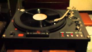 Sony PS-X9 vintage direct drive turntable