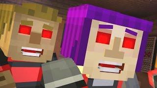Minecraft: MIND CONTROLLED WORLD - STORY MODE [Episode 7] [1]