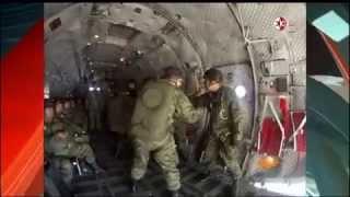 getlinkyoutube.com-Drama en un avión de la Fuerza Aérea Mexicana