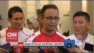 Anies Angkat Bicara Soal 'Diadang' Paspampres Dampingi Jokowi di Final Piala Presiden