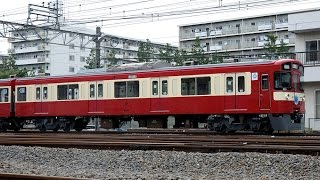 getlinkyoutube.com-西武鉄道RED LUCKY TRAIN 9103F小手指出庫