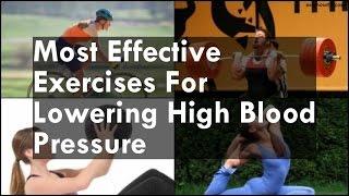 getlinkyoutube.com-Most Exercises For Lowering High Blood Pressure
