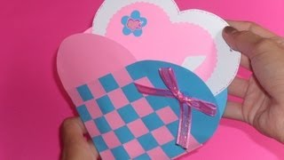 getlinkyoutube.com-Corazon Trenzado + Carta [[DETALLE ORIGINAL]]