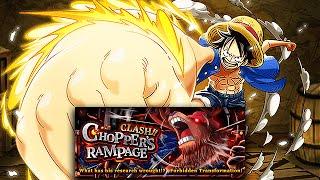getlinkyoutube.com-One Piece Treasure Cruise: MONSTER CHOPPER 40-STAMINA WALKTHROUGH! (How to get Monster Chopper)
