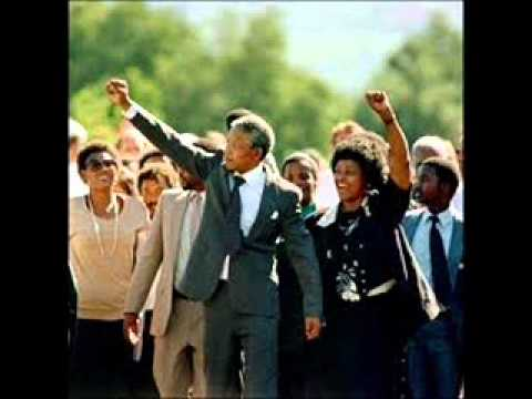 Nelson Mandela's Birthday Song by Odi and the Africentrics