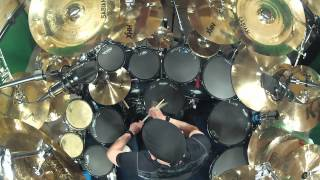getlinkyoutube.com-B.Y.O.B. by System Of A Down. Drum Cover- By Kevan Roy
