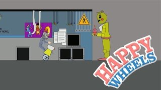 getlinkyoutube.com-Happy Wheels: Five Nights At Freddy's Levels - Part 238