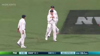 Australia vs Pakistan 1st Test Day 2   Highlights   2016 HD