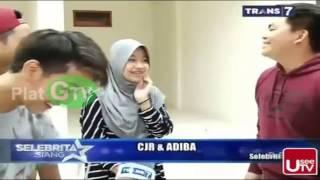 getlinkyoutube.com-Kedekatan Iqbal CJR Dan Adiba Gosip
