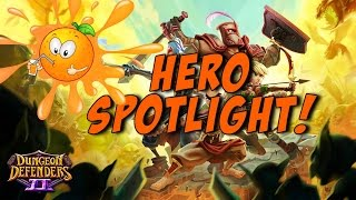 getlinkyoutube.com-DD2 Hero Spotlight - DPS Huntress - Crit Build