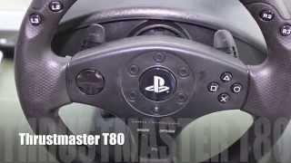 getlinkyoutube.com-Testujemy kierownice do PlayStation 4 - Thrustmaster T80 i T300 RS