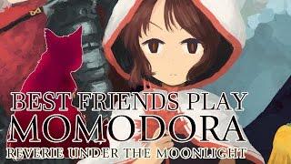 getlinkyoutube.com-Best Friends Play Momodora: Reverie Under the Moonlight