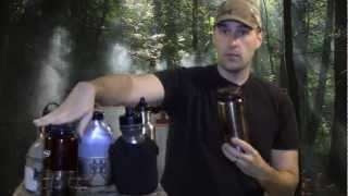 getlinkyoutube.com-What is the Best Canteen for Camping, Hiking, and Wilderness Survival, Equip 2 Endure