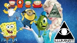 getlinkyoutube.com-Illuminati Symbolism in Movies, Music, Nudity in Cartoons