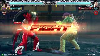 getlinkyoutube.com-賞金総額1,000万円!『鉄拳7』「THE KING OF IRON FIST TOURNAMENT 2015」GRAND FINAL Part 2 (12/12/2015)