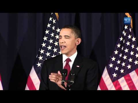 President Obama's Speech on Libya (March 28, 2011)