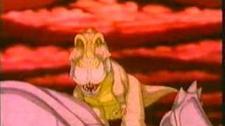 getlinkyoutube.com-Dinosaur Animation 2: Tyrannosaurus vs Triceratops