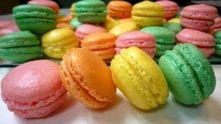 getlinkyoutube.com-Französische Macarons