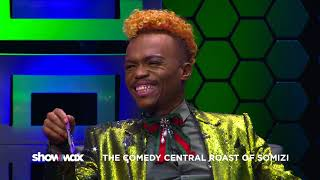 Kurt Darren Highlights | Comedy Central Roast of Somizi | Showmax