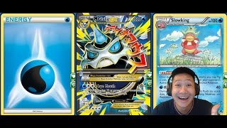Angry Snowman MEGA GLALIE Deck, Will DELETE ANY POKEMON if Provoked