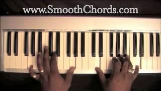 Holy Spirit - Candi Staton - Piano Tutorial