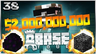 getlinkyoutube.com-Minecraft FACTIONS Base Tour - $2,000,000,000 RICHEST BASE EVER!! - Ep. 38 ( Minecraft Base School )