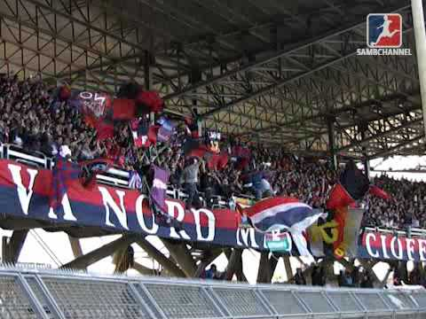 Finale Playoff Samb - Ancona, Video Tifo