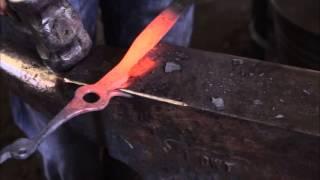 getlinkyoutube.com-How to forge a crane