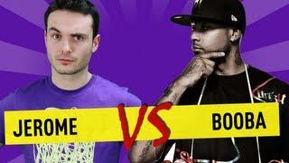 Jerome vs Booba