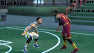 getlinkyoutube.com-PS4 NBA2k16 Blacktop Steph Curry vs Kyrie Irving quick discussion Ep.3