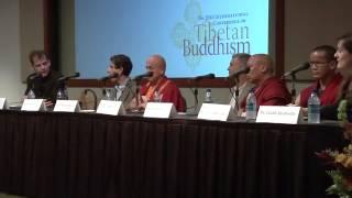 getlinkyoutube.com-Tibetan Buddhism's Encounter with Modern Science