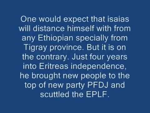 The True Identity of Isaias Afewerki: Tigray from Kola Tembien