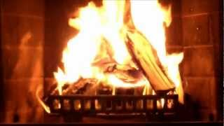 getlinkyoutube.com-Fireplace video with sound in HD