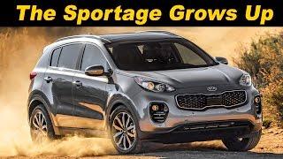 getlinkyoutube.com-2017 Kia Sportage Review and Road Test - In 4K UHD!