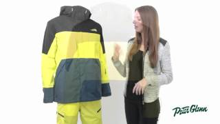 2015 the north face men's nfz gore-tex ski jacket by peter glenn