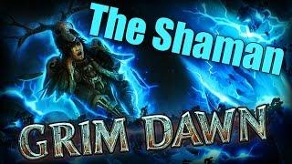 getlinkyoutube.com-Grim Dawn - The Conjurer: The Ultimate Pet Class (Occultist + Shaman = Conjurer)