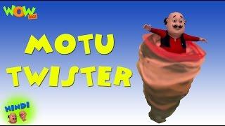 getlinkyoutube.com-Motu Twister - Motu Patlu in Hindi - 3D Animation Cartoon for Kids
